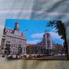 Postales: POSTAL DE OVIEDO PLAZA DEL GENERALISIMO . Lote 44865568