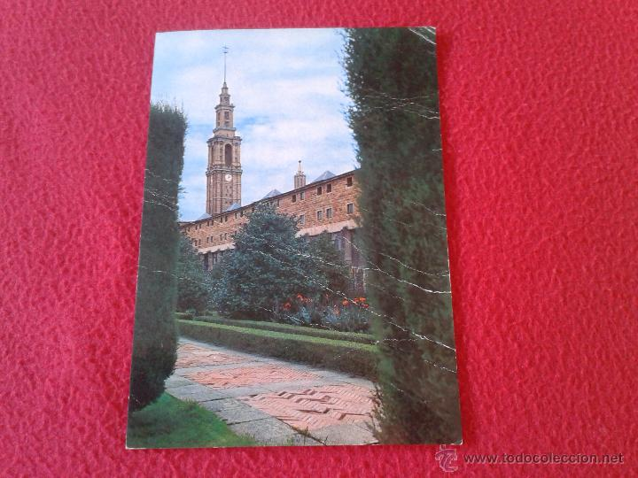 ANTIGUA POSTAL DE ASTURIAS GIJON Nº 15 UNIVERSIDAD LABORAL FOURNIER GRAN ENCICLOPEDIA ASTURIANA (Postales - España - Asturias Moderna (desde 1.940))