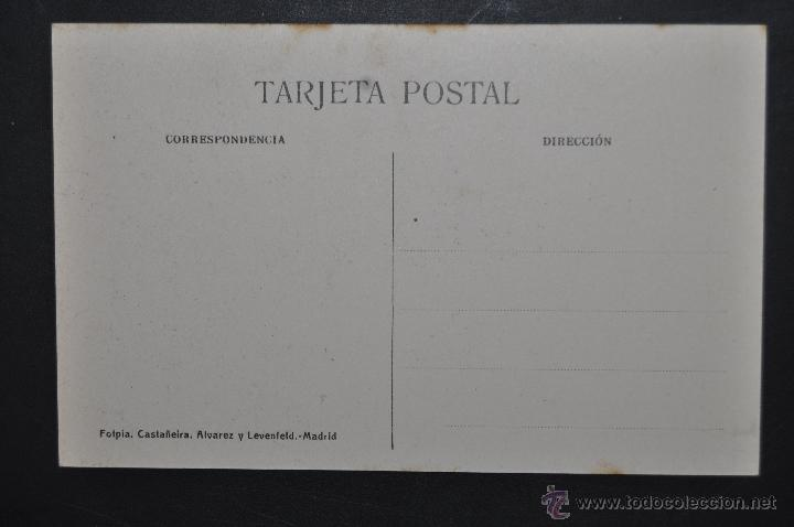 Postales: ANTIGUA POSTAL DE OVIEDO. ASTURIAS. TORRE DE LA CATEDRAL. FOTPIA. CASTAÑEIRA. SIN CIRCULAR - Foto 2 - 44892662