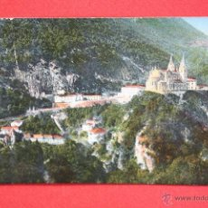 Postales: ANTIGUA POSTAL DE COVADONGA. ASTURIAS. VISTA PARCIAL. CIRCULADA. Lote 45165506