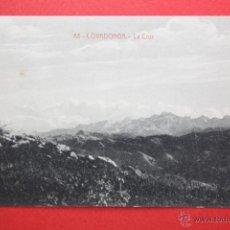 Postales: ANTIGUA POSTAL DE COVADONGA. ASTURIAS. LA CRUZ. COLECCION V. ERO. SIN CIRCULAR. Lote 45165581