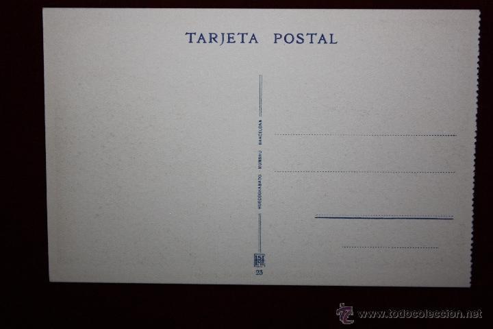Postales: ANTIGUA POSTAL DE COVADONGA. ASTURIAS. VISTA PARCIAL DEL SANTUARIO. SIN CIRCULAR - Foto 2 - 45304699