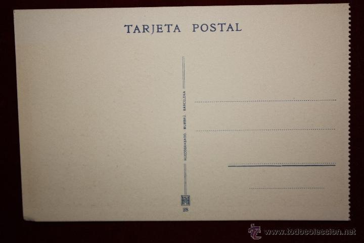 Postales: ANTIGUA POSTAL DE COVADONGA. ASTURIAS. PARQUE NACIONAL. SIN CIRCULAR - Foto 2 - 45305003