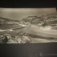 Postales: RIBADESELLA ASTURIAS VISTA AEREA. Lote 45657594