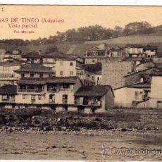 Postales: CANGAS DE NARCEA. (TINEO). VISTA PARCIAL. FOTO MORODO. MATEU. Lote 45698129