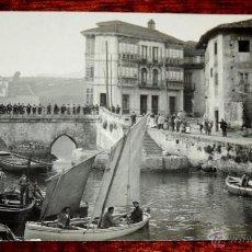 Postales: LLANES (ASTURIAS), ED. CANDIDO GARCIA, SIN CIRCULAR, ACABADO FOTOGRAFICO. Lote 46090479