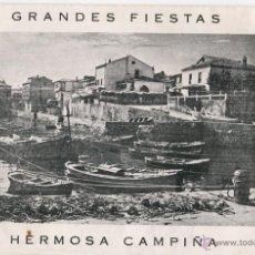 Postales: VERANEE EN LUANCO ASTURIAS.. Lote 46542412