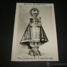 Postales: ASTURIAS NUESTRA SEÑORA DE COVADONGA. Lote 46706614