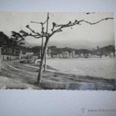 Postales: 229.-RIBADESELLA(COSTA VERDE)PASEO LA GRUA Y PUERTO.CIRCULADA.ED.ESTUDIO HEVIA. Lote 47045785