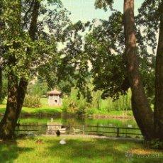 Cartes Postales: AVILES - PARQUE DE FERRERA (LAGO) - NO ESCRITA NI CIRCULADA. Lote 47113216