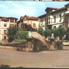 Postales: ARRIONDAS - PLAZA DE VENANCIO PANDO. Lote 47326968