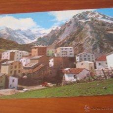 Postales: PICOS DE EUROPA SOTRES ASTURIAS POSTAL EDICIONES SICILIA 1981. Lote 47598381