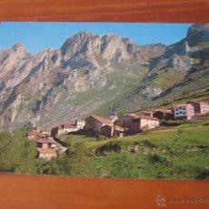 Postales: TIELVE ASTURIAS PICOS DE EUROPA VISTA PANORÁMICA Y SIERRA DE TIELVE POSTAL EDICIONES SICILIA. Lote 47598428