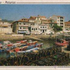 Cartes Postales: LUANCO (ASTURIAS) - EL PUERTO - NO ESCRITA NI CIRCULADA. Lote 47736793