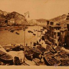 Postales: CUDILLERO - LA RIVERA - ASTURIAS - FOTOGRAFICA SIN CIRCULAR Y DORSO DIVIDIDO. Lote 47902765