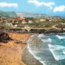 Postales: PERLORA (PLAYA DE CARRANQUES)-EDICIONES ARRIBAS Nº2. Lote 47970769