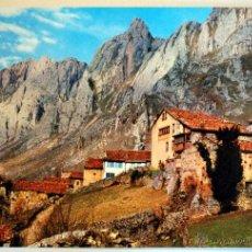 Postales: ASTURIAS. PICOS DE EUROPA. PUEBLO DE TIELVE.. Lote 48069420