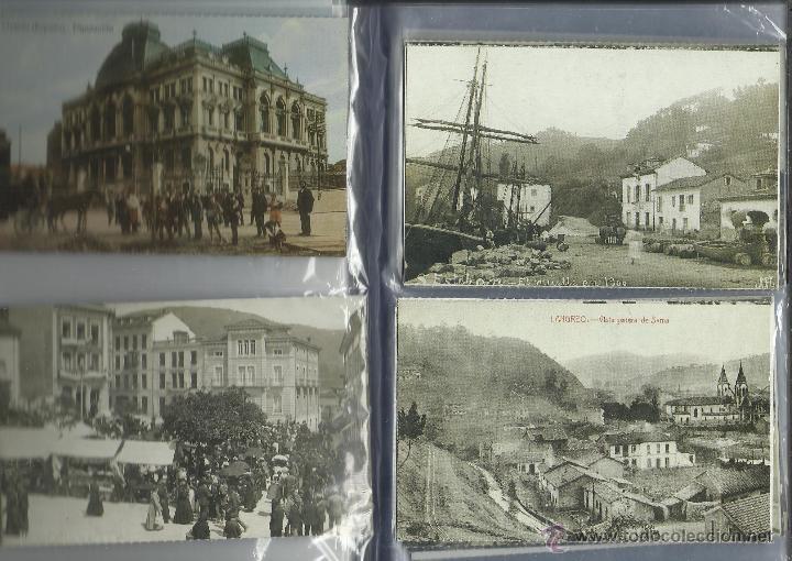 Postales: COLECCION DE 137 POSTALES DE ASTURIAS PUBLICADA POR LA NUEVA ESPAÑA VER FOTOS - Foto 2 - 48728976