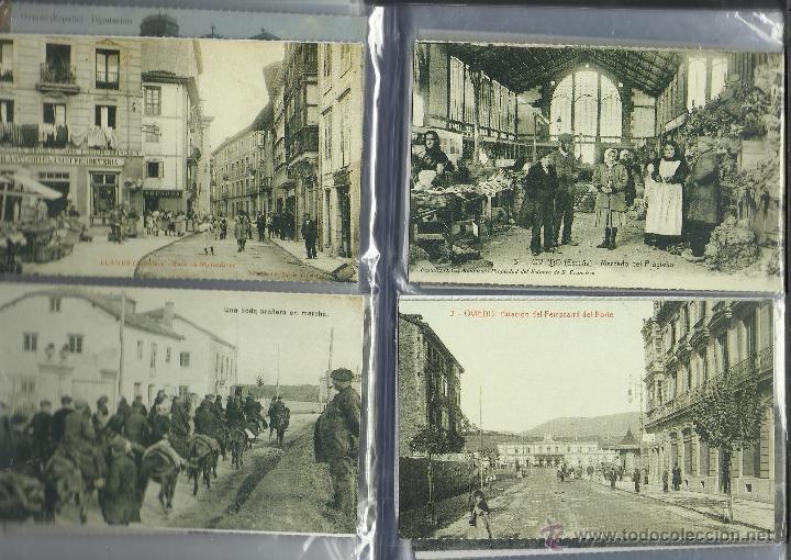 Postales: COLECCION DE 137 POSTALES DE ASTURIAS PUBLICADA POR LA NUEVA ESPAÑA VER FOTOS - Foto 3 - 48728976