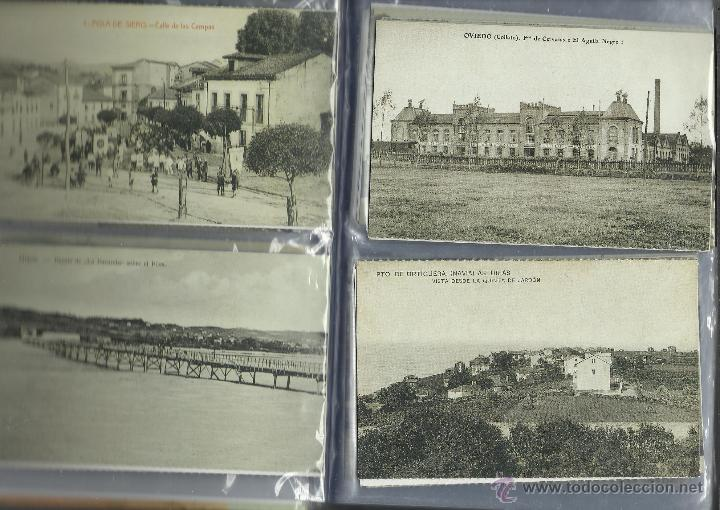 Postales: COLECCION DE 137 POSTALES DE ASTURIAS PUBLICADA POR LA NUEVA ESPAÑA VER FOTOS - Foto 4 - 48728976