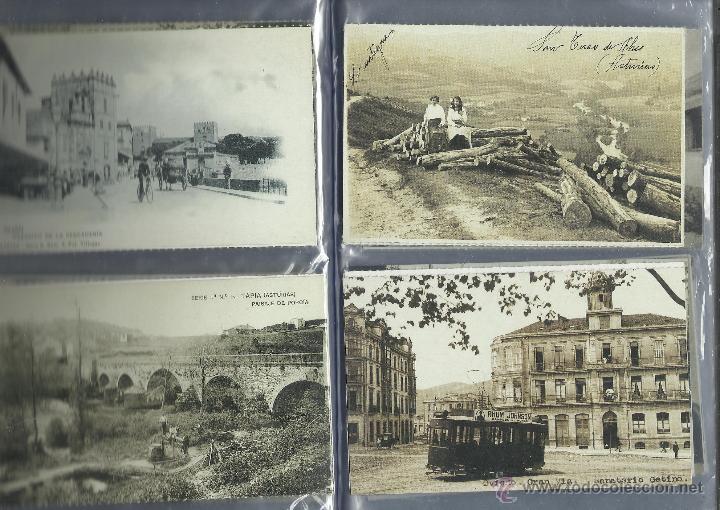 Postales: COLECCION DE 137 POSTALES DE ASTURIAS PUBLICADA POR LA NUEVA ESPAÑA VER FOTOS - Foto 8 - 48728976