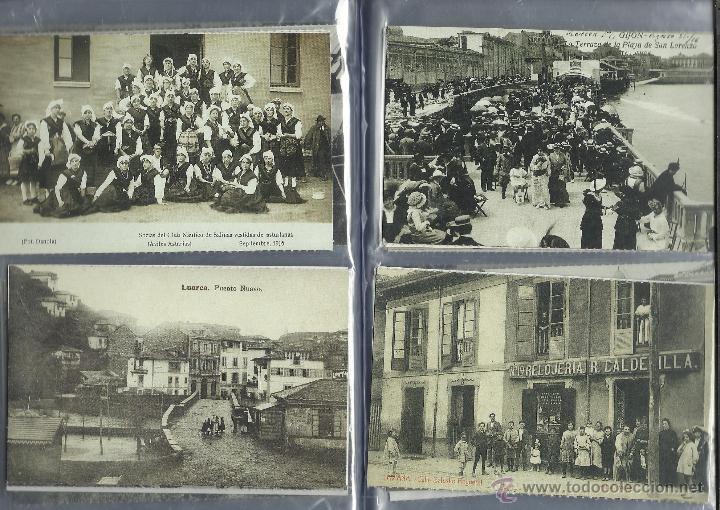 Postales: COLECCION DE 137 POSTALES DE ASTURIAS PUBLICADA POR LA NUEVA ESPAÑA VER FOTOS - Foto 10 - 48728976