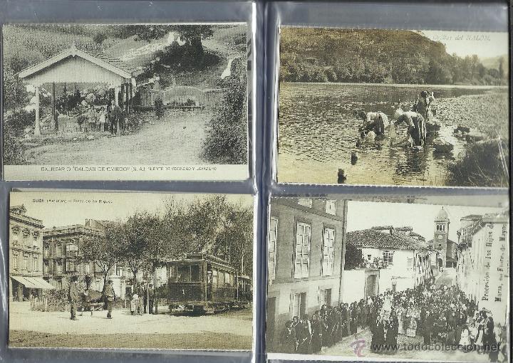 Postales: COLECCION DE 137 POSTALES DE ASTURIAS PUBLICADA POR LA NUEVA ESPAÑA VER FOTOS - Foto 11 - 48728976