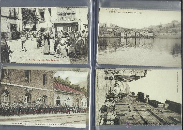 Postales: COLECCION DE 137 POSTALES DE ASTURIAS PUBLICADA POR LA NUEVA ESPAÑA VER FOTOS - Foto 12 - 48728976