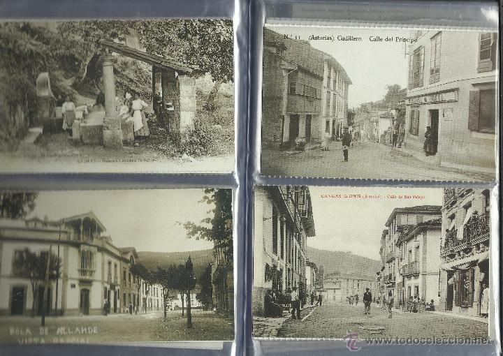 Postales: COLECCION DE 137 POSTALES DE ASTURIAS PUBLICADA POR LA NUEVA ESPAÑA VER FOTOS - Foto 13 - 48728976