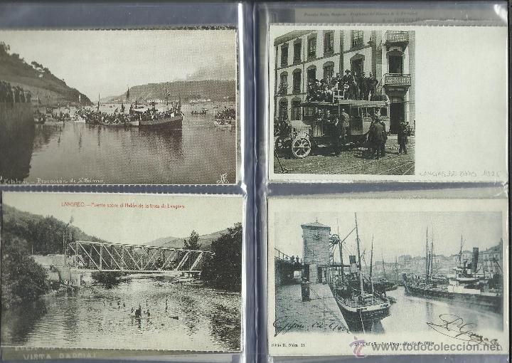 Postales: COLECCION DE 137 POSTALES DE ASTURIAS PUBLICADA POR LA NUEVA ESPAÑA VER FOTOS - Foto 14 - 48728976