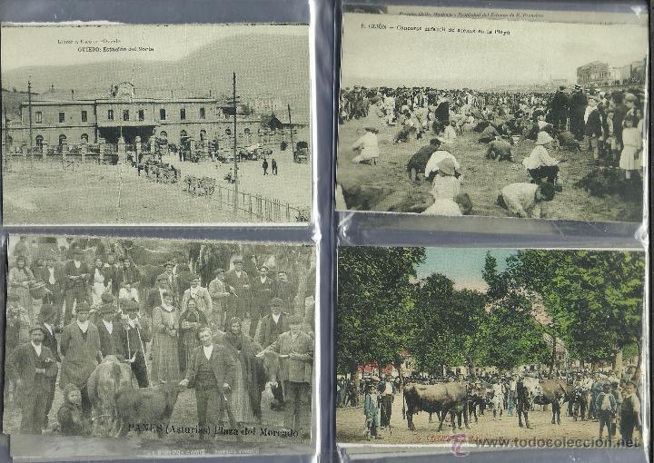 Postales: COLECCION DE 137 POSTALES DE ASTURIAS PUBLICADA POR LA NUEVA ESPAÑA VER FOTOS - Foto 16 - 48728976
