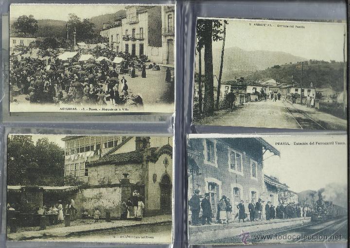 Postales: COLECCION DE 137 POSTALES DE ASTURIAS PUBLICADA POR LA NUEVA ESPAÑA VER FOTOS - Foto 18 - 48728976