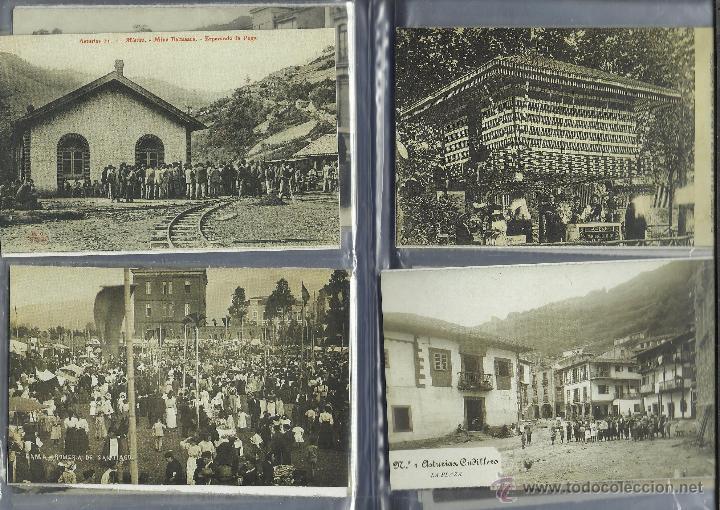 Postales: COLECCION DE 137 POSTALES DE ASTURIAS PUBLICADA POR LA NUEVA ESPAÑA VER FOTOS - Foto 19 - 48728976