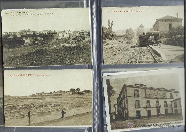 Postales: COLECCION DE 137 POSTALES DE ASTURIAS PUBLICADA POR LA NUEVA ESPAÑA VER FOTOS - Foto 21 - 48728976
