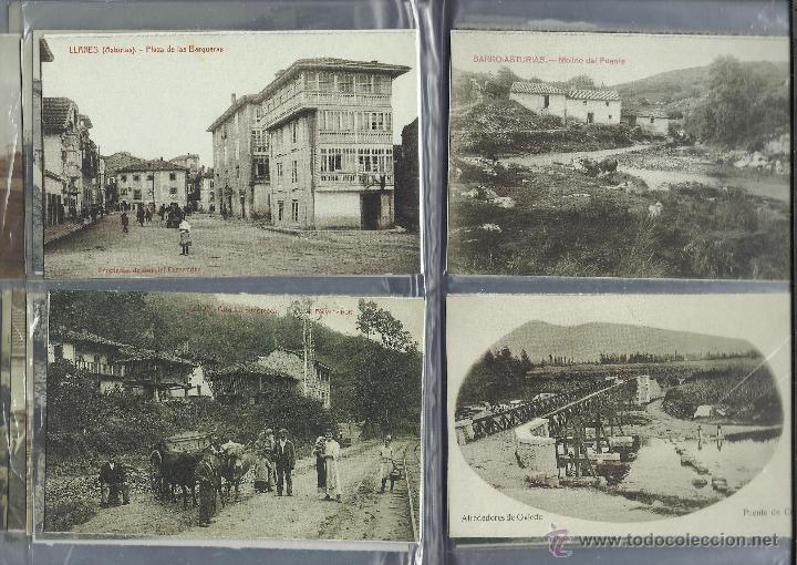 Postales: COLECCION DE 137 POSTALES DE ASTURIAS PUBLICADA POR LA NUEVA ESPAÑA VER FOTOS - Foto 23 - 48728976