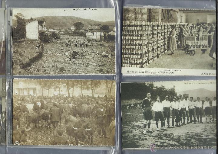 Postales: COLECCION DE 137 POSTALES DE ASTURIAS PUBLICADA POR LA NUEVA ESPAÑA VER FOTOS - Foto 24 - 48728976