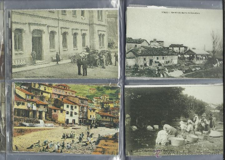 Postales: COLECCION DE 137 POSTALES DE ASTURIAS PUBLICADA POR LA NUEVA ESPAÑA VER FOTOS - Foto 25 - 48728976