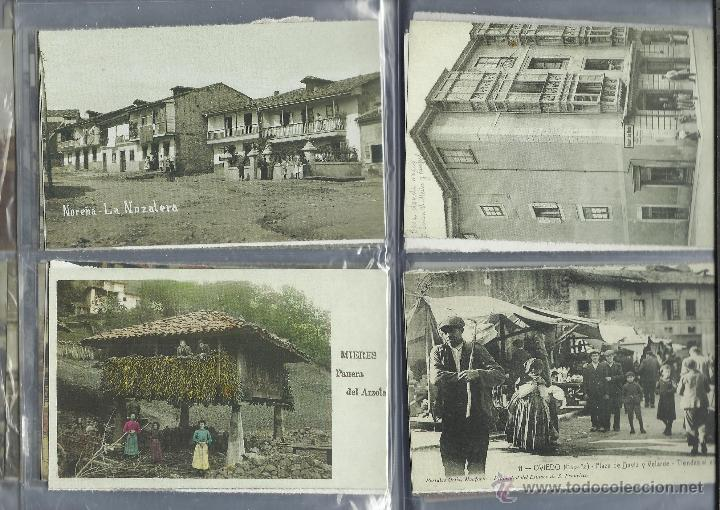 Postales: COLECCION DE 137 POSTALES DE ASTURIAS PUBLICADA POR LA NUEVA ESPAÑA VER FOTOS - Foto 26 - 48728976