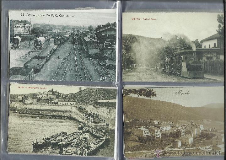 Postales: COLECCION DE 137 POSTALES DE ASTURIAS PUBLICADA POR LA NUEVA ESPAÑA VER FOTOS - Foto 27 - 48728976