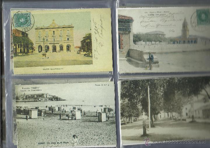 Postales: COLECCION DE 137 POSTALES DE ASTURIAS PUBLICADA POR LA NUEVA ESPAÑA VER FOTOS - Foto 29 - 48728976