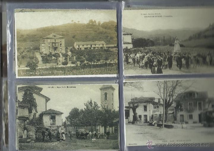 Postales: COLECCION DE 137 POSTALES DE ASTURIAS PUBLICADA POR LA NUEVA ESPAÑA VER FOTOS - Foto 30 - 48728976