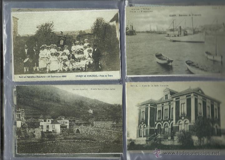 Postales: COLECCION DE 137 POSTALES DE ASTURIAS PUBLICADA POR LA NUEVA ESPAÑA VER FOTOS - Foto 31 - 48728976