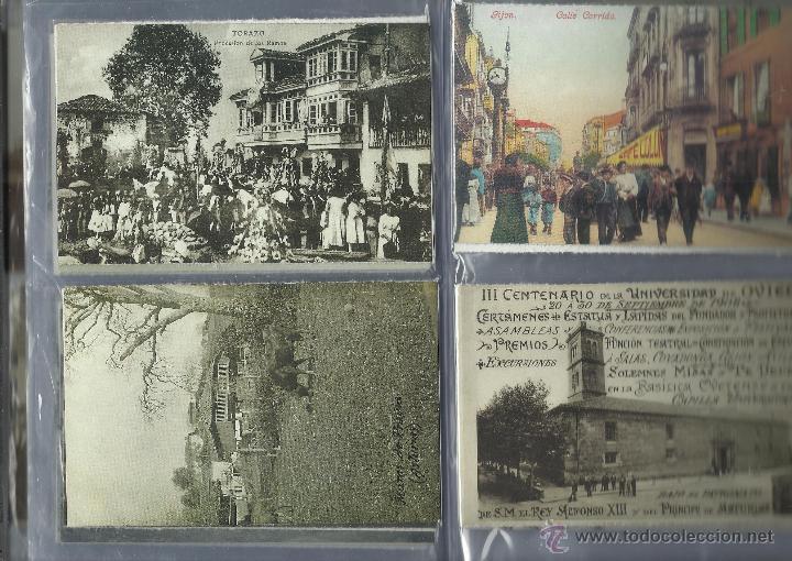 Postales: COLECCION DE 137 POSTALES DE ASTURIAS PUBLICADA POR LA NUEVA ESPAÑA VER FOTOS - Foto 32 - 48728976