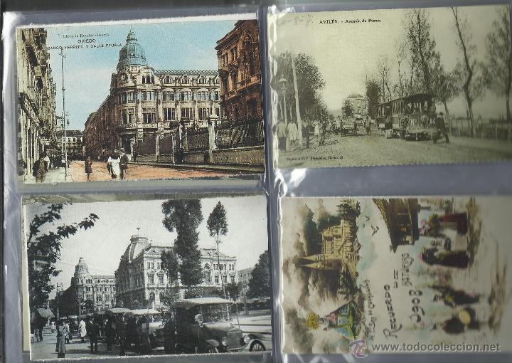 Postales: COLECCION DE 137 POSTALES DE ASTURIAS PUBLICADA POR LA NUEVA ESPAÑA VER FOTOS - Foto 33 - 48728976