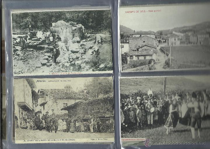 Postales: COLECCION DE 137 POSTALES DE ASTURIAS PUBLICADA POR LA NUEVA ESPAÑA VER FOTOS - Foto 34 - 48728976