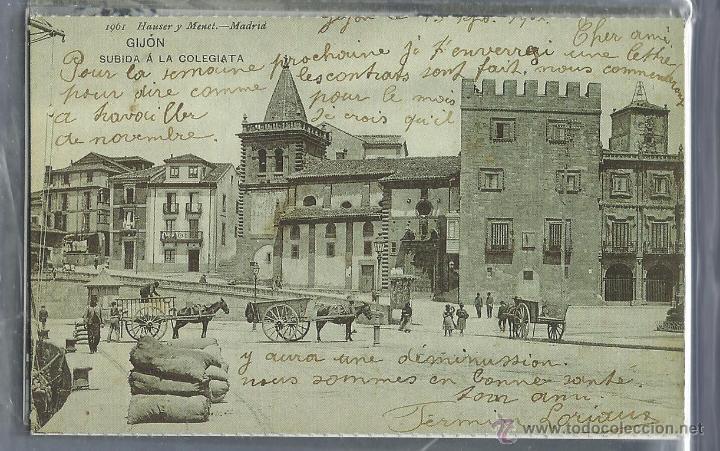 Postales: COLECCION DE 137 POSTALES DE ASTURIAS PUBLICADA POR LA NUEVA ESPAÑA VER FOTOS - Foto 36 - 48728976