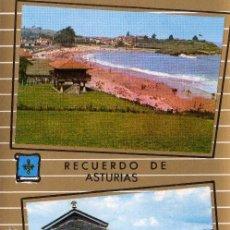 Postales: RECUERDO DE ASTURIAS - NO ESCRITA NI CIRCULADA. Lote 48908203