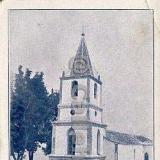 Postales: VILLACONDIDE. IGLESIA PARROQUIAL 1913-1914. Lote 49157720