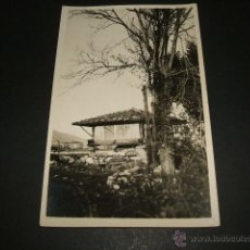 Postales: EL FRESNO OVIEDO ASTURIAS UNA PANERA HORREO POSTAL FOTOGRAFICA HACIA 1910. Lote 50318383