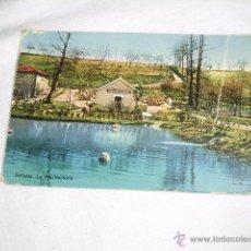 Postales: INFIESTO.LA PISCIFACTORIA.CLICHE MONTOTO.EDICIONES L.G.BILBAO. Lote 50938754